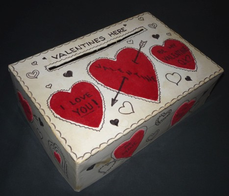 February 2014 – Valentine Card Boxes for School